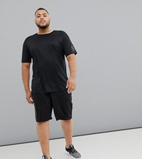 Canterbury Of New Zealand Vapodri Stretch Knit Shorts In Black Exclusive To Asos