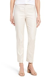 Nic Zoe Women's 'The Perfect' Ankle Pants Pink Pearl