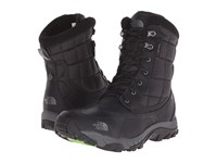 The North Face Thermoball Utility Tnf Black Power Green Men's Boots