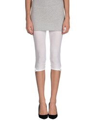 Almeria Trousers Leggings Women White
