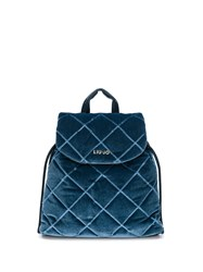 Liu Jo Quilted Effect Backpack 60