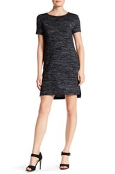 Research And Design Pocket Tee Dress Black