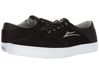 Lakai Porter Black Suede Men's Shoes