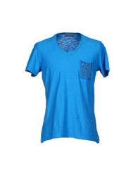 Jeordie's T Shirts Azure