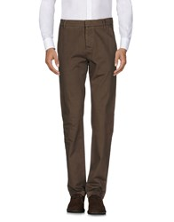 Band Of Outsiders Casual Pants Military Green