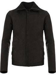 Isaac Sellam Experience Fitted Jacket Black