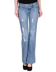 Koo J Denim Pants Blue