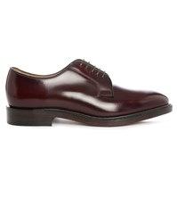 Loake Burgundy 771 Leather Derbies