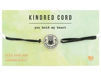 Alex And Ani Cosmic Love Kindred Cord Bracelet You Hold My Heart Sterling Silver Bracelet