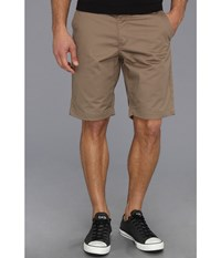 Rvca The Week End Short Dark Khaki Men's Shorts