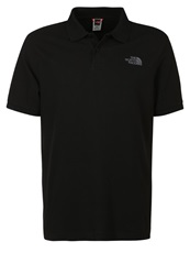 The North Face Polo Shirt Black