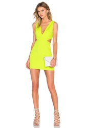 Nbd X Naven Twins Sweet Dreams Dress Lemon