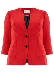 Windsmoor Textured Jacket Red