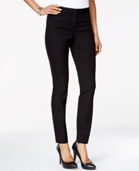 Alfani Prima Skinny Dress Pants Only At Macy's Deep Black