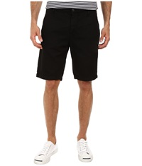 7 For All Mankind Chino Shorts Onyx Men's Shorts Black