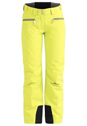 J. Lindeberg J.Lindeberg Truuli Waterproof Trousers Lime Green