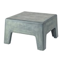 Bloomingville Concrete Ravi Stool Green
