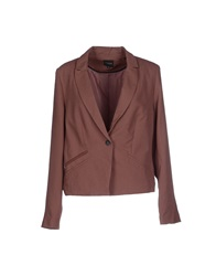 Selected Femme Blazers Light Brown