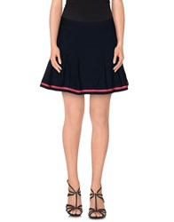 Emporio Armani Ea7 Skirts Mini Skirts Women Dark Blue
