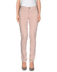 Thinple Trousers Casual Trousers Women Skin Colour