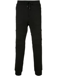 Belstaff Drawstring Sweatpants Black