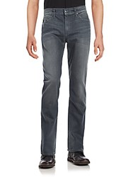 Joe's Jeans Brixton Narrow Fit Straight Leg Cotton Jaysen