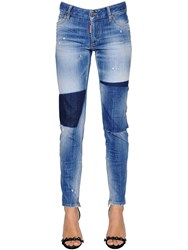 Dsquared Dark Knee Skinny Denim Jeans