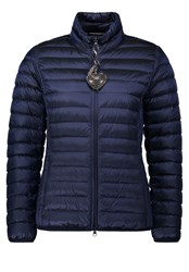 Betty Barclay Quilted Down Jacket Eclipse