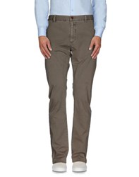 Closed Trousers Casual Trousers Men Beige