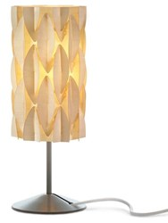 Dform Scales Table Lamp Yellow