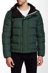 Hunter Original Heavy Down Jacket Green