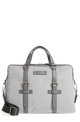 Ted Baker London Cabble Briefcase Grey