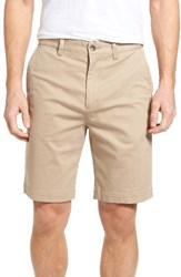 Rodd And Gunn Men's Peel Forest Chino Shorts Desert
