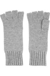 N.Peal Cashmere Cashmere Fingerless Gloves