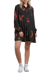 Volcom Yeah Honey Swing Dress Multi