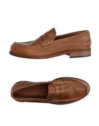 Dama Loafers Camel