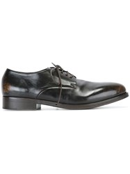 Marsell Classic Derby Shoes Brown