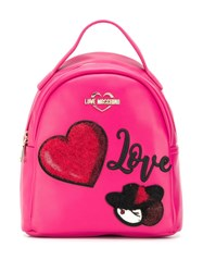 Love Moschino Backpack Pink