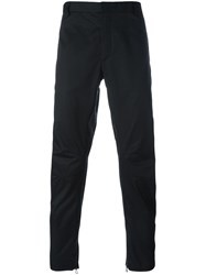 Lanvin Tapered Trousers Black