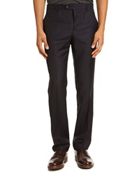 Melindagloss Navy Suit Trousers