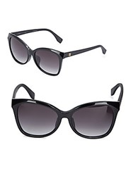 Fendi Italian Ombre Sunglasses 76Mm