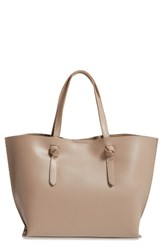 Sole Society Neva Tote Beige Taupe
