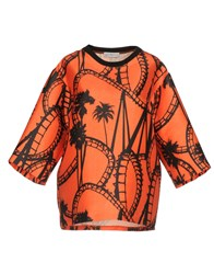 Leitmotiv Blouses Orange