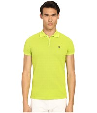Dsquared Classic Fit Preppy Polo Green