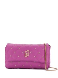 Liu Jo Quilted Embellished Crossbody Bag 60