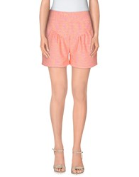 Le Ragazze Di St. Barth Trousers Shorts Women Pink