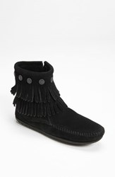 Minnetonka Women's 'Double Fringe' Boot
