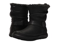 Ecco Chase Ii Slouch Gtx Black Black Women's Boots