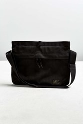Urban Outfitters Mis California Padded Shoulder Bag Black