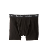 Calvin Klein Underwear Cotton Stretch Trunk 3 Pack Nu2665 Black Men's Underwear